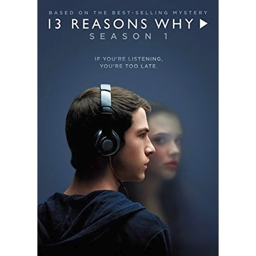 13 Reasons Why - The Complete Season 1 DVD (for NZ Buyers)