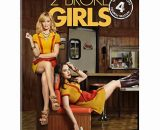 2 Broke Girls - The Complete Season 4 DVD (for NZ Buyers)