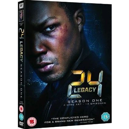 24 Legacy - The Complete Season 1 DVD (for NZ Buyers)