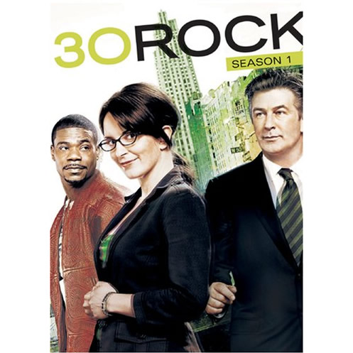30 Rock - The Complete Season 1 DVD (for NZ Buyers)