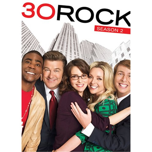 30 Rock - The Complete Season 2 DVD (for NZ Buyers)