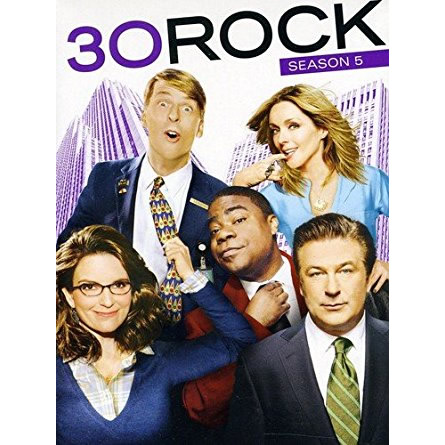30 Rock - The Complete Season 5 DVD (for NZ Buyers)