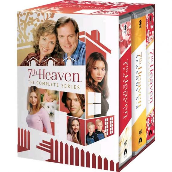 7th Heaven - The Complete Series (for NZ Buyers)