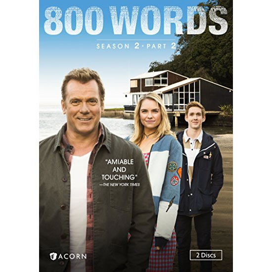 800 Words - The Complete Season 2 Part 2 DVD (for NZ Buyers)