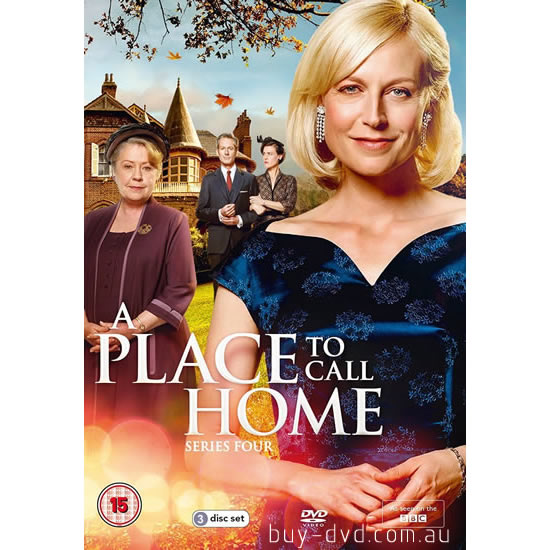 A Place to Call Home - The Complete Season 4 DVD (for NZ Buyers)