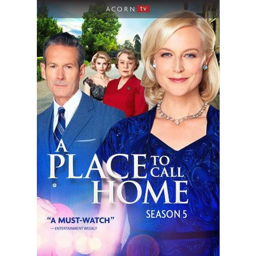 A Place To Call Home - The Complete Season 5 DVD (for NZ Buyers)