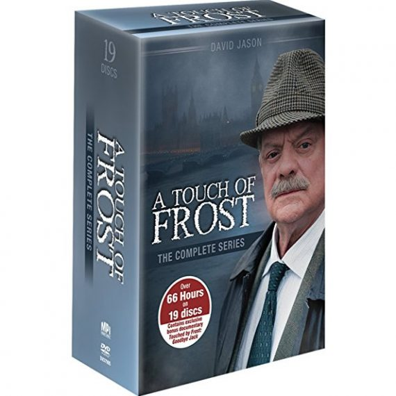 A Touch of Frost - The Complete Series (for NZ Buyers)