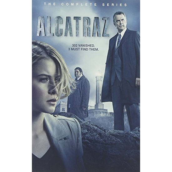 Alcatraz - The Complete Series (for NZ Buyers)