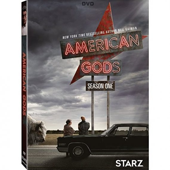 American Gods - The Complete Season 1 DVD (for NZ Buyers)