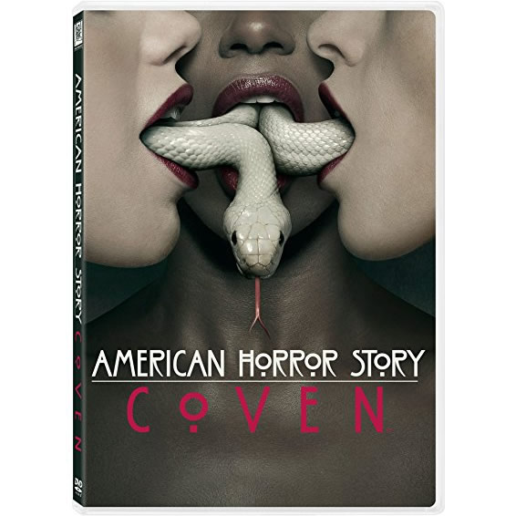 American Horror Story: Coven - The Complete Season 3 DVD (for NZ Buyers)