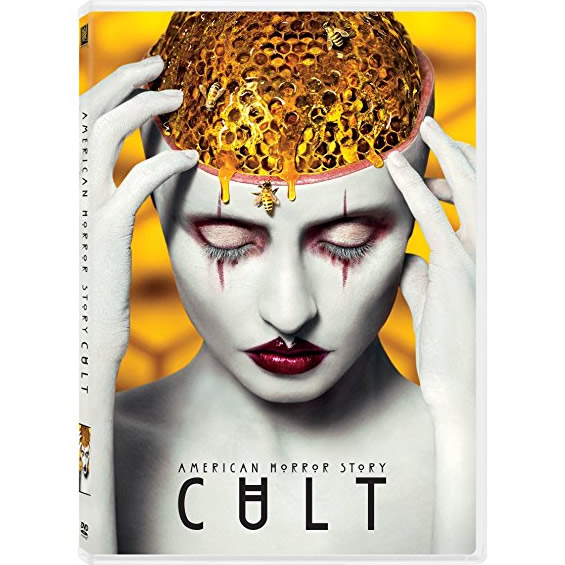 American Horror Story: Cult - The Complete Season 7 DVD (for NZ Buyers)