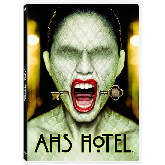 American Horror Story Hotel - The Complete Season 5 DVD (for NZ Buyers)