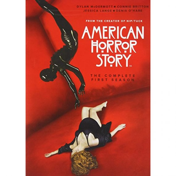 American Horror Story - The Complete Season 1 DVD (for NZ Buyers)
