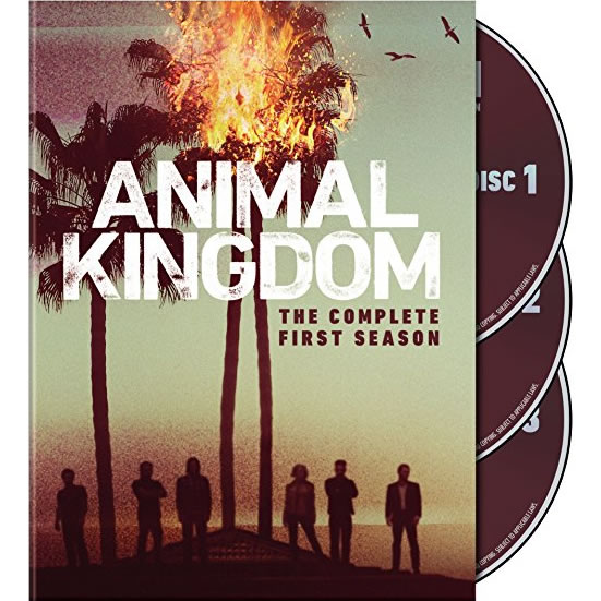 Animal Kingdom - The Complete Season 1 DVD (for NZ Buyers)