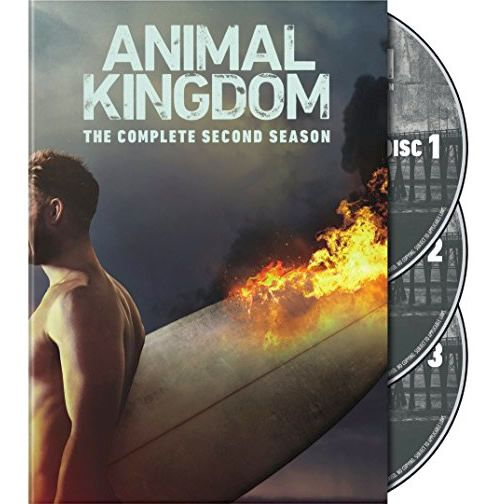 Animal Kingdom - The Complete Season 2 DVD (for NZ Buyers)