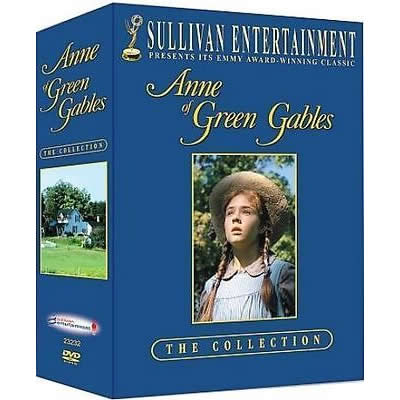 Anne of Green Gables - The Complete Series (for NZ Buyers)