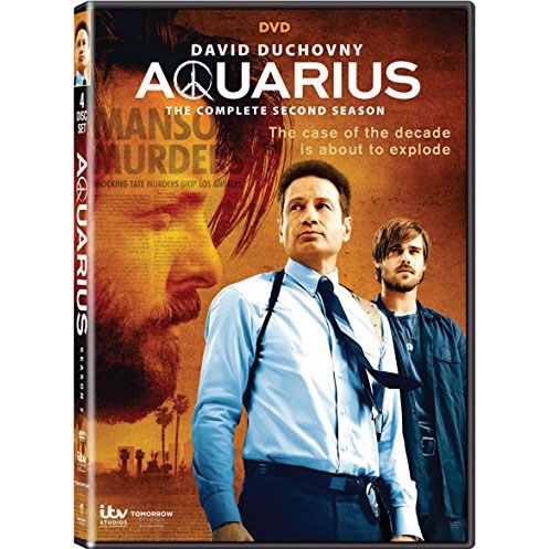 Aquarius - The Complete Season 2 DVD (for NZ Buyers)