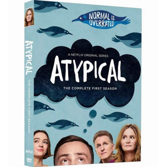Atypical - The Complete Season 1 DVD (for NZ Buyers)