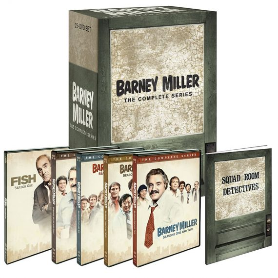 Barney Miller - The Complete Series (for NZ Buyers)