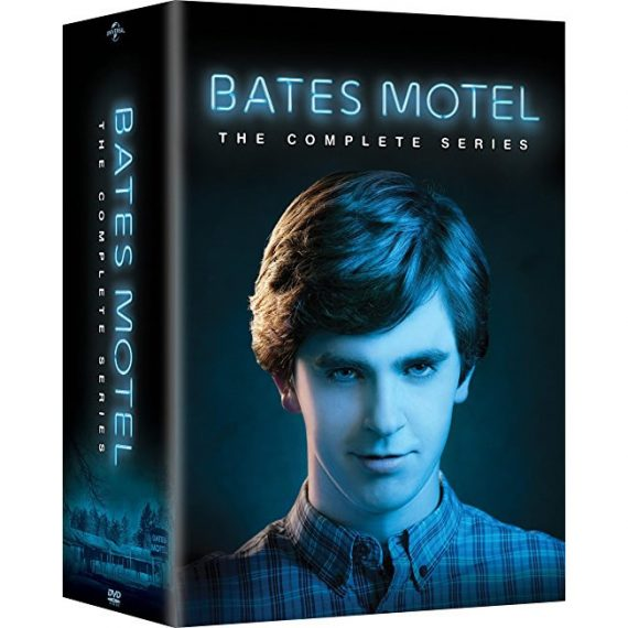 Bates Motel - The Complete Series (for NZ Buyers)