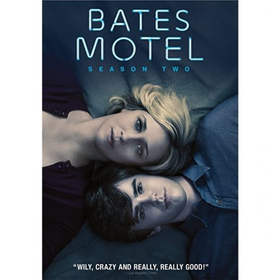 Bates Motel - The Complete Season 2 DVD (for NZ Buyers)