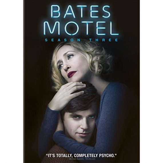 Bates Motel - The Complete Season 3 DVD (for NZ Buyers)