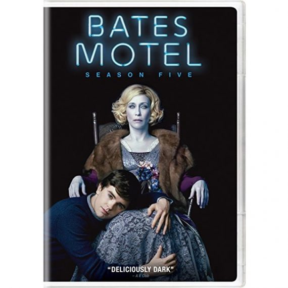 Bates Motel - The Complete Season 5 DVD (for NZ Buyers)