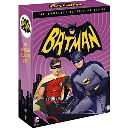 Batman - The Complete Series (for NZ Buyers)