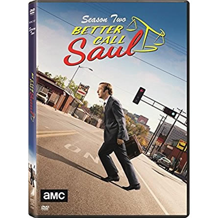 Better Call Saul - The Complete Season 2 DVD (for NZ Buyers)