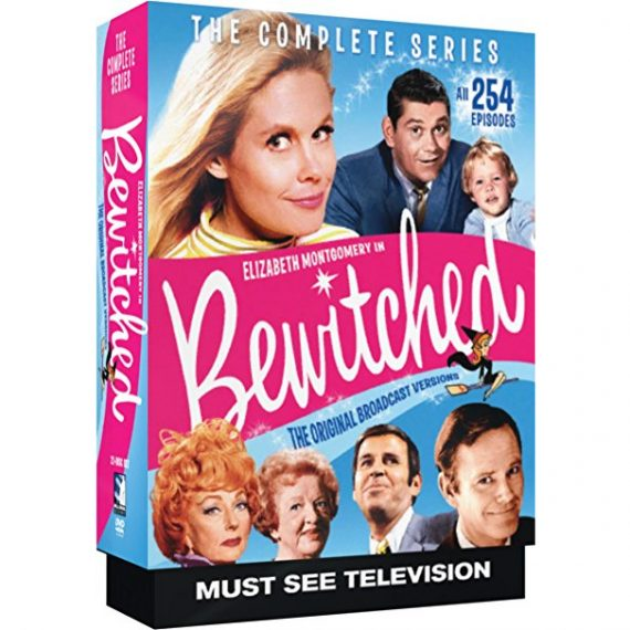 Bewitched - The Complete Series (for NZ Buyers)