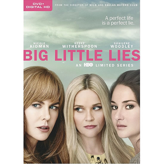 Big Little Lies - The Complete Season 1 DVD (for NZ Buyers)