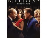 Billions - The Complete Season 2 DVD (for NZ Buyers)