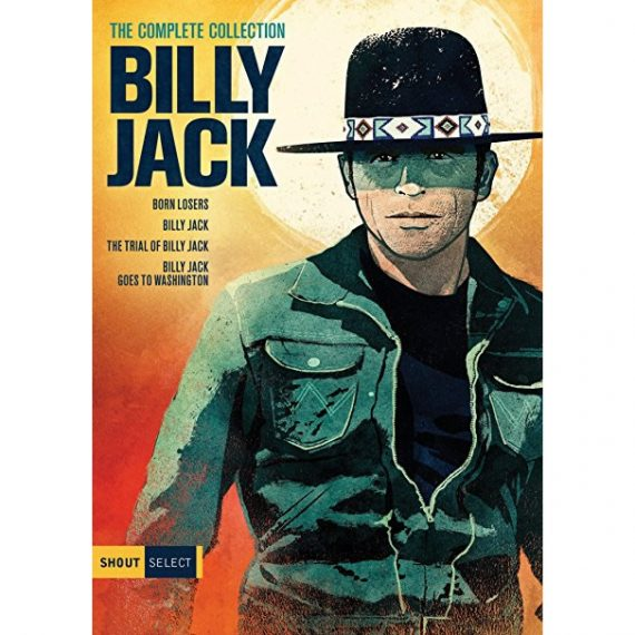 Billy Jack - The Complete Series (for NZ Buyers)