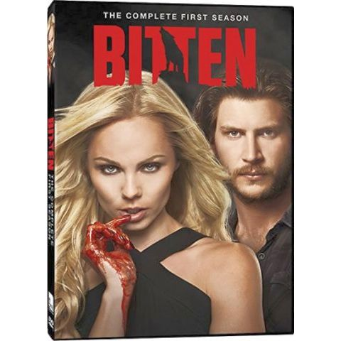 Bitten - The Complete Season 1 DVD (for NZ Buyers)