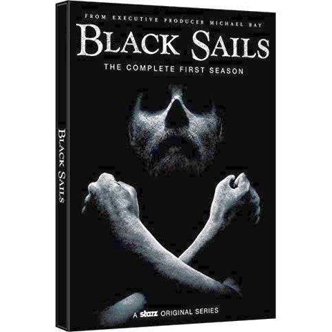Black Sails - The Complete Season 1 DVD (for NZ Buyers)