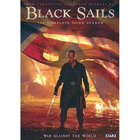 Black Sails - The Complete Season 3 DVD (for NZ Buyers)