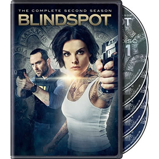 Blindspot - The Complete Season 2 DVD (for NZ Buyers)