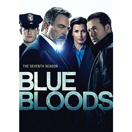 Blue Bloods - The Complete Season 7 DVD (for NZ Buyers)