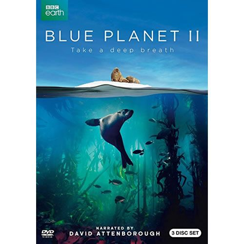 Blue Planet 2 DVD (for NZ Buyers)