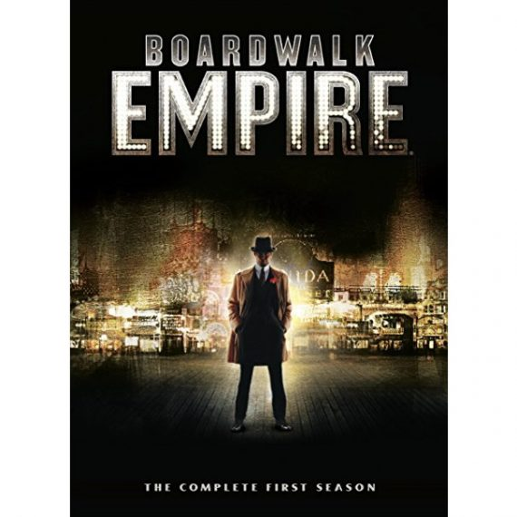 Boardwalk Empire - The Complete Season 1 DVD (for NZ Buyers)
