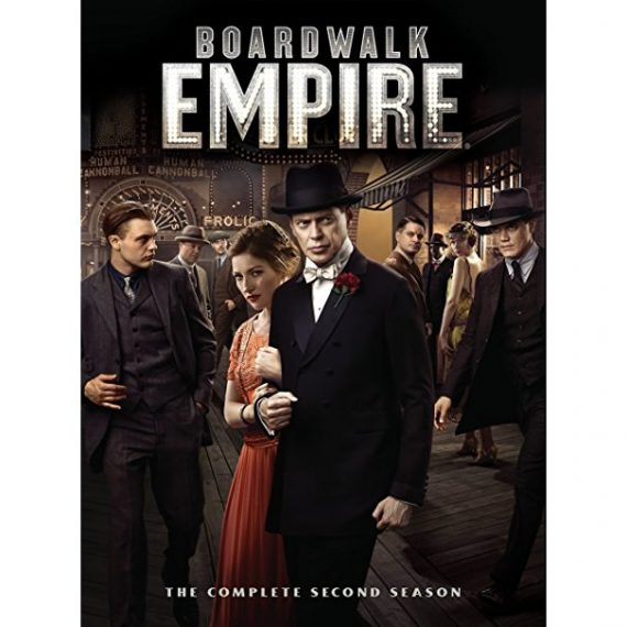 Boardwalk Empire - The Complete Season 2 DVD (for NZ Buyers)
