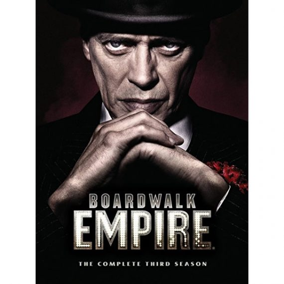 Boardwalk Empire - The Complete Season 3 DVD (for NZ Buyers)