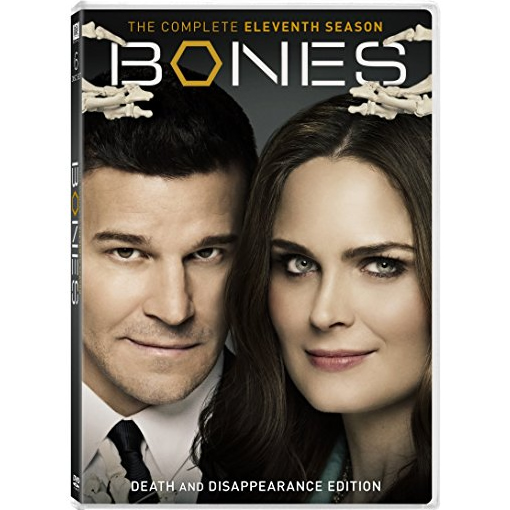 Bones - The Complete Season 11 DVD (for NZ Buyers)