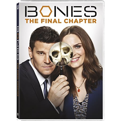 Bones - The Complete Season 12 DVD (for NZ Buyers)