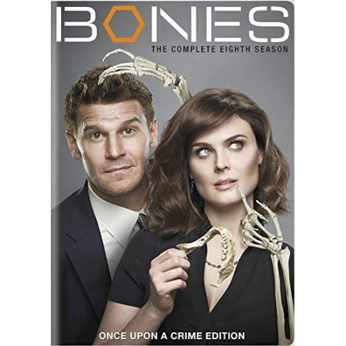 Bones - The Complete Season 8 DVD (for NZ Buyers)