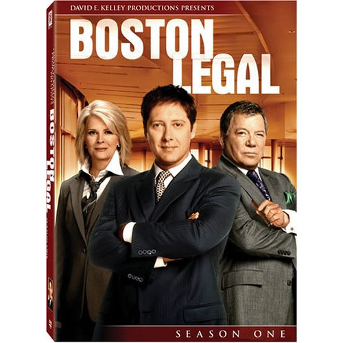 Boston Legal - The Complete Season 1 DVD (for NZ Buyers)