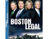 Boston Legal - The Complete Season 4 DVD (for NZ Buyers)
