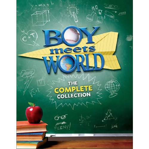 Boy Meets World - The Complete Series (for NZ Buyers)