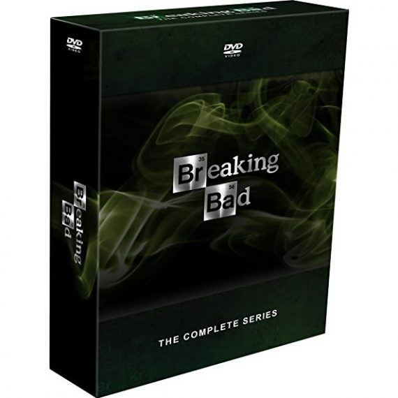 Breaking Bad - The Complete Series (for NZ Buyers)