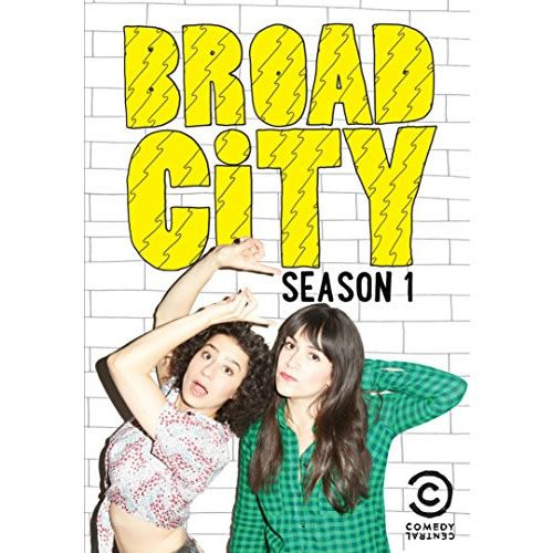 Broad City - The Complete Season 1 DVD (for NZ Buyers)